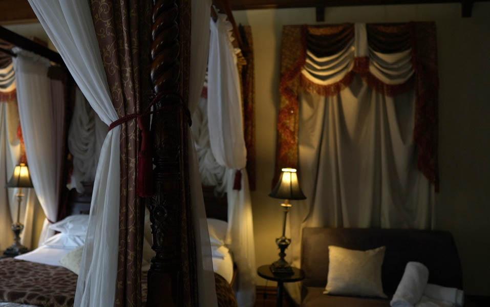 Romantic Suite Luxury Accommodation McLaren Vale Fleurieu Peninsula South Australia