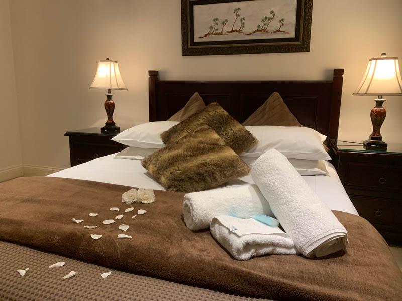 Romantic room McLaren Vale accommodation