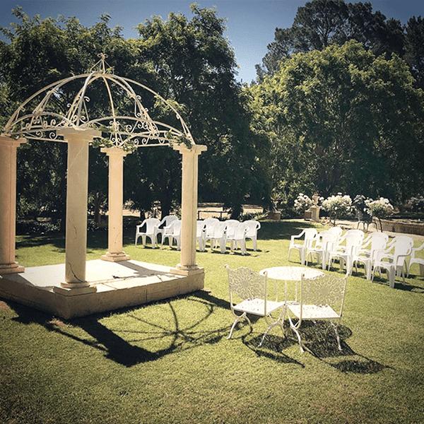 McLaren Vale Outdoor Wedding Venue
