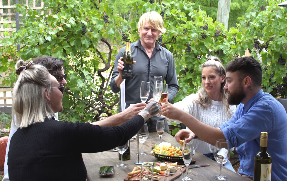 Quality Sparkling Brut Rose Shiraz Wines McLaren Vale Winery Australia Wine Club